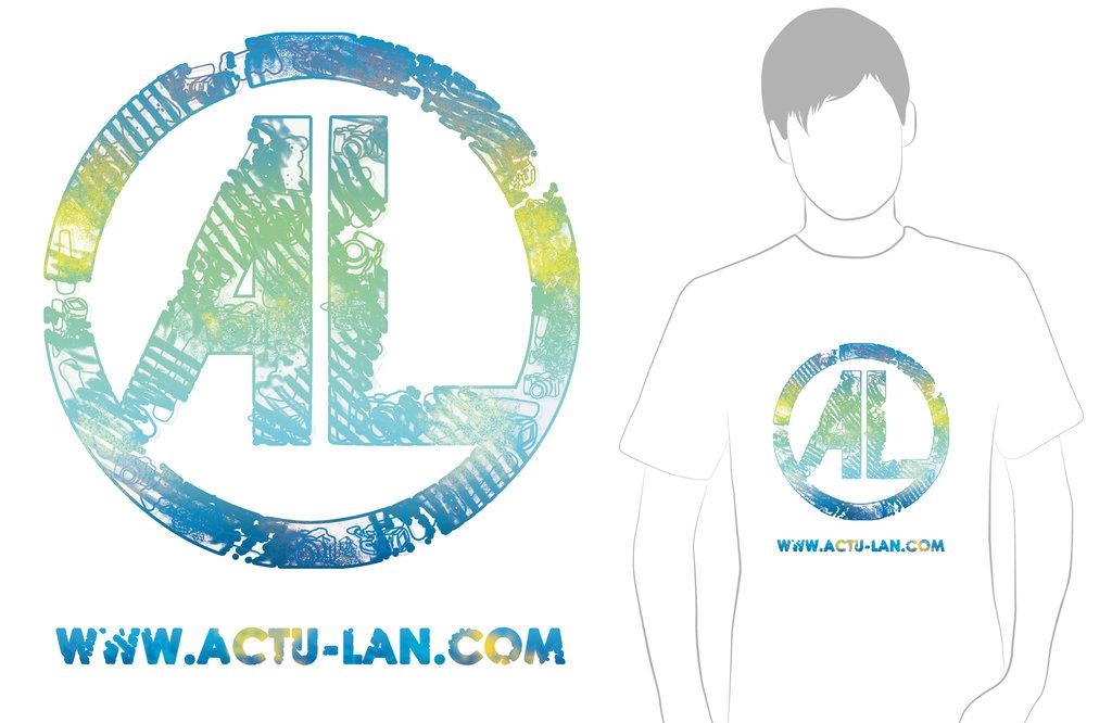 Actu_Lan_Tee_shirt